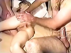 Teen Samantha Group-fucked ((FYFF))