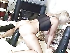 Massive Dildo Movie Scenes