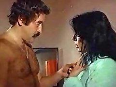 zerrin egeliler old Turkish sex erotic movie scene sex scene hairy
