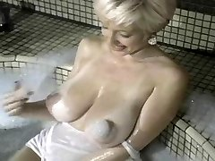 Danni Ashe Very First Movie Boobs On Fire