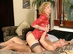 Rubber and red-hot stunners