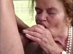 Porking His Grandmother by snahbrandy