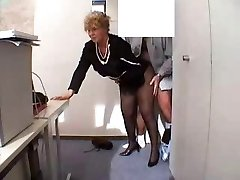 Grandmother in office