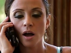 Ariella Ferrera and Kacy Lane at Mother's Dame