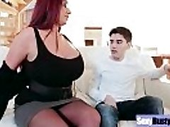 (Emma Butt) Round Big Tits Mommy Enjoy Rock-hard Sex movie-19