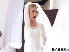 Babes - Step Mom Lessons - Bare Nuptials