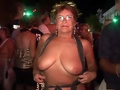 Greatest pornstar in amazing group orgy, striptease xxx video