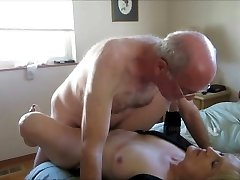 Older couple create their first-ever porn video.