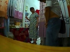 The curtain shop aunt Displaying