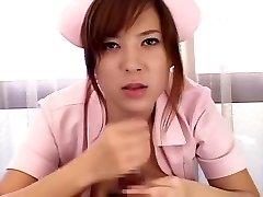 Horny Japanese slut Yuka Maeda in Amazing Medical, Fat Boobs JAV scene