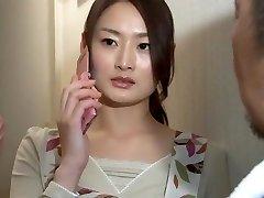 Hottest Japanese model Risa Murakami in Nasty Petite Tits JAV movie