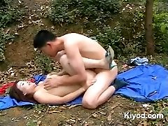 Japanese public sex part Two