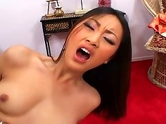Stunning Japanese cutie pounded