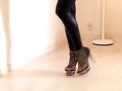 Asahina Ridia Angel High Stilettos