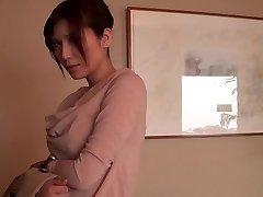 Yuna Shiina in Damsel Tutor Yuna part 2.1