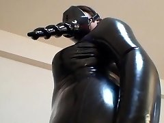 Chinese Spandex Catsuit 02