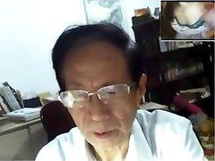 Chinese Parent Web Cam