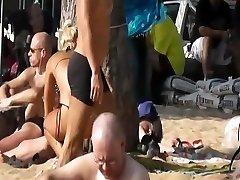 Pattaya beach candid web cam - Platinum Sand Hotel 2011
