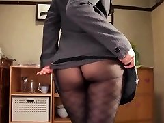 Shou nishino soap superb woman stocking ass whip ru nume