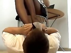 Sexual feet stinky