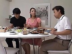 Asian Wife Smash Guest