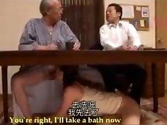 Crazy Japanese Step Daughter