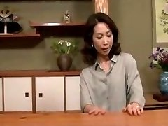 Wild Mature Japanese Woman