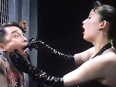 Crazy amateur BDSM, Femdom pornography video