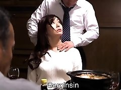 Satisfy Boink My Wife (Netorare JAV with Turkish Subtitle)