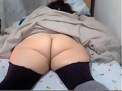 ample asian hidden cam