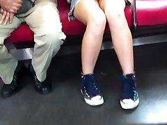 japanese upskirt no undies in teach