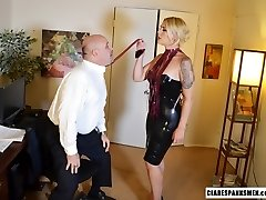 Bella Bathory Instructs Men Day 7