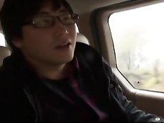 Korean public outdoor bang-out