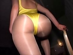 japanese tights fuck part 2