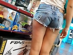 Perfect Nubile Russian Ass in Thailand
