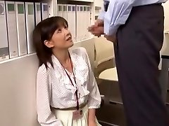 Horny Japanese biotch Ai Komori in Hottest Cumshots JAV tweak