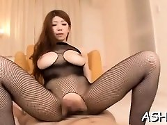 Slutty sweetheart has some stunning 69 action and rides pipe