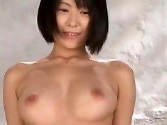 Exotic Chinese super-bitch Nao Mizuki, Wakana Kinoshita, Rio Hamasaki in Incredible Striptease, Softcore JAV pinch