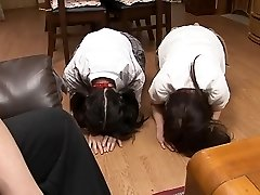 Two Sisters Toy Ass-fuck