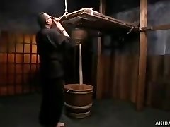 Asian Maiden Torture in Older World Japan