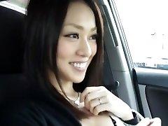 Exotic Chinese model Ann Yabuki in Hottest Lingerie, Big Jugs JAV tweak