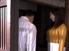 Asia Married Mom loves swallow cum