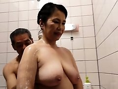 Hairy Pussy Asian Granny Michiko Okawa