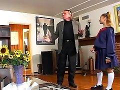 Babysitter Seduction Turns To Threeway