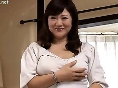 Nicky Angel busty nanny boobs lick by her manager