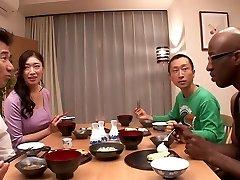 Extraordinaire Asian girl Reiko Kobayakawa in Best big dick, big globes JAV clip