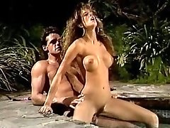 Racquel Darrian - Drilling Bf in the Pool