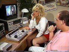 Ultra-kinky pornstar Chessie Moore in crazy vintage, blonde xxx vid