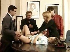 Maria Liberato hairy asscrack-muff
