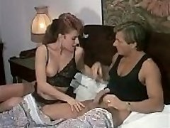 Italian vintage porn: sizzling sex in sexy lingerie